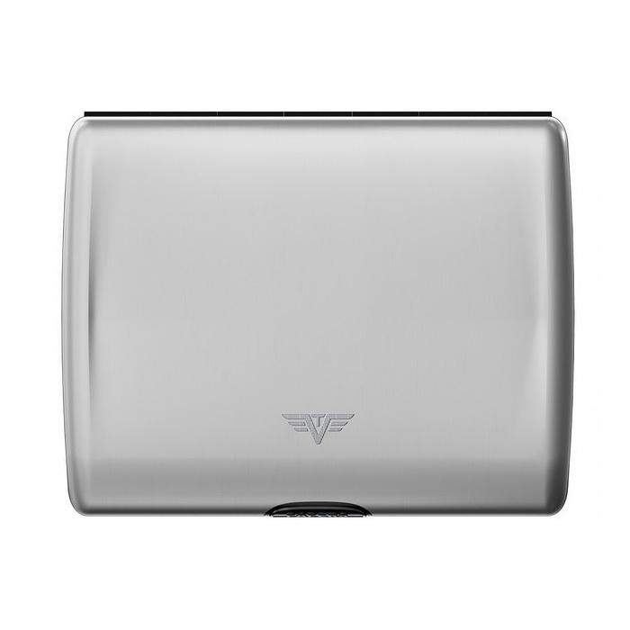 Кошелек-органайзер c защитой Tru Virtu RAY, цвет серебристый , 130*102*23 мм