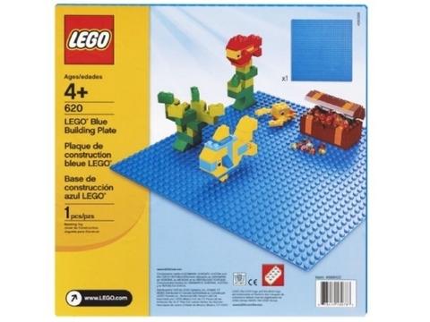 LEGO Creator: Синяя строительная пластина 620