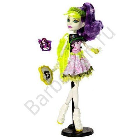 Кукла Monster High Спектра Вондергейст (Spectra Vondergeist) - Спорт Монстров