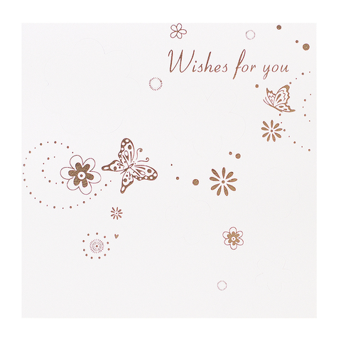 Открытка Wishes For you