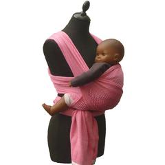 Слинг-шарф, Filt, Fil'Up, розовый, (с сумкой), S,M,L,XL