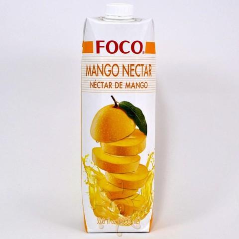 Нектар Манго Foco, 1л