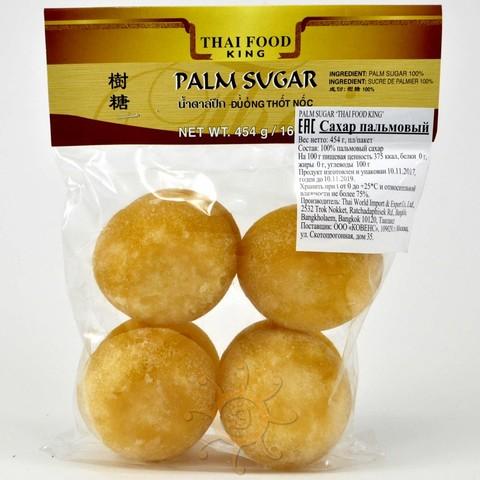 Сахар пальмовый кусковой TFK, 454г