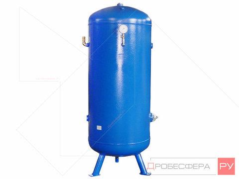 Ресивер для компрессора РВ 900.10.00 вертикальный