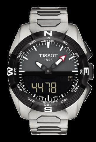 Купить Наручные часы Tissot T-Touch Expert Solar T091.420.44.081.00 по доступной цене