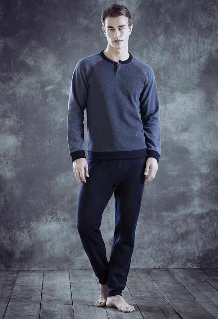 Комплект мужской домашней одежды Trussardi (Домашние костюмы и пижамы)