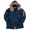 Куртка Аляска  Nord Storm N-3B Husky (синий/оранж - r.blue/orange)