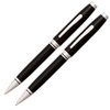 cross механический карандаш 250305 Набор шарик и карандаш Cross Conventry черный CT (AT0661G-6)