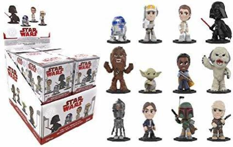 Фигурка Funko Mystery Minis: Star Wars: Empire Strikes Back (1шт.) 30810