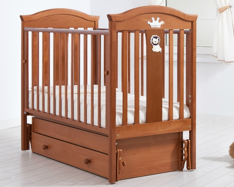 Детская кроватка Гандылян  Даниэль маятник универсальный