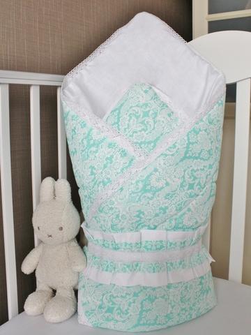 Демисезонное одеяло - конверт на выписку Восточные сказки