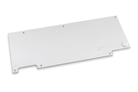 EK-FC1080 GTX Ti Strix Backplate - Nickel