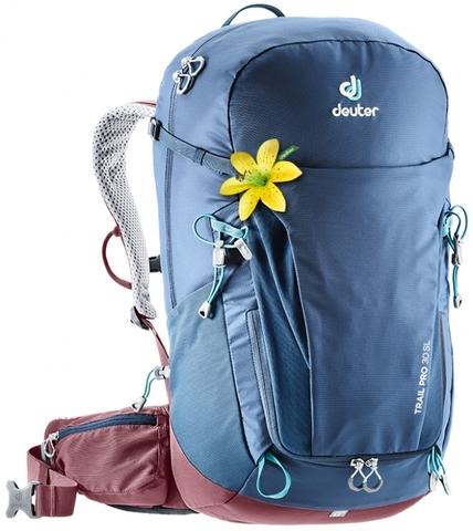 рюкзак туристический Deuter Trail Pro 30 SL