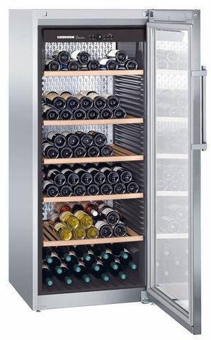 Винный шкаф Liebherr WKes 4552 GrandCru
