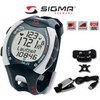 Купить Наручные часы Sigma 21410 с пульсометром RC 14.11 gray по доступной цене