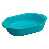 Форма для запекания прямоугольная 1,4 л синяя, артикул 1114416, производитель - Corningware