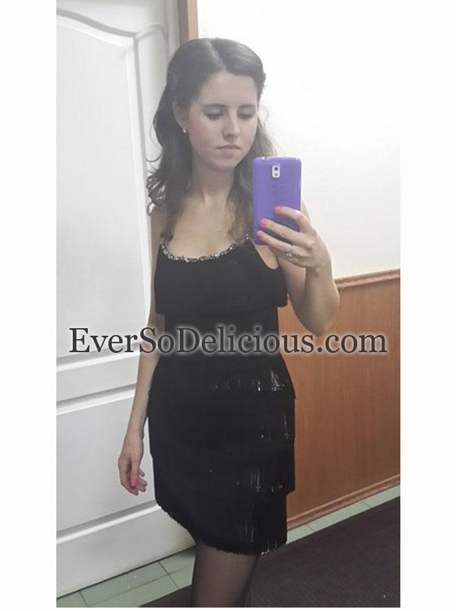 Юля в платье Jovani 3983
