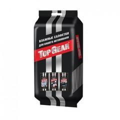 Салфетки влажные набор для автомобиля Top Gear №30