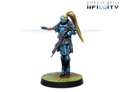 Zulu-Cobra, Special Recon and Intervention Team (Hacker)