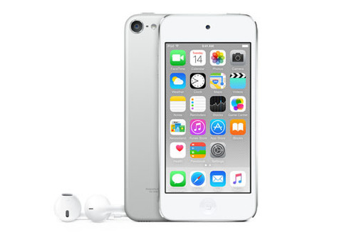 Apple iPod Touch 6 16Gb Silver купить в Перми