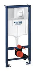 Система инсталляции GROHE RAPID SL для подвесного унитаза 3 в 1 38772001