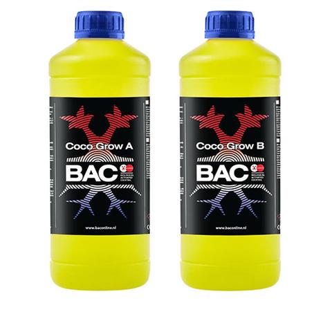 Минеральное удобрение Coco Grow A/B B.A.C.