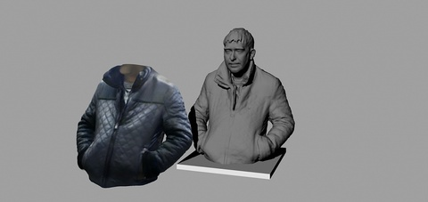 3D сканер Sense (2-е поколение)