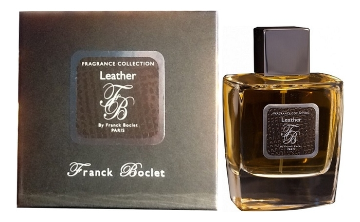 Leather EDP