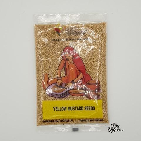 Горчица желтая Bharat Bazaar, 100 гр