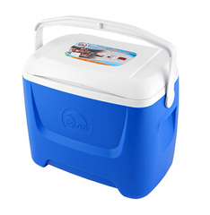 Изотермический пластиковый контейнер Igloo Island Breeze 28 QT blue