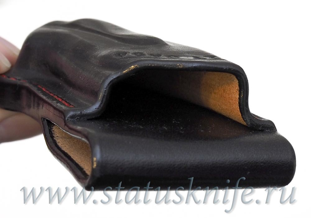 Чехол кожаный черный ZT 0454