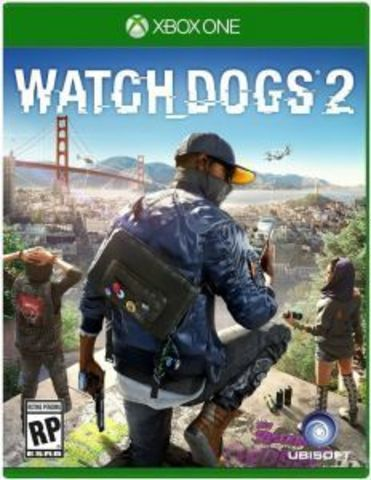 Microsoft Xbox One Watch Dogs 2 (русская версия)