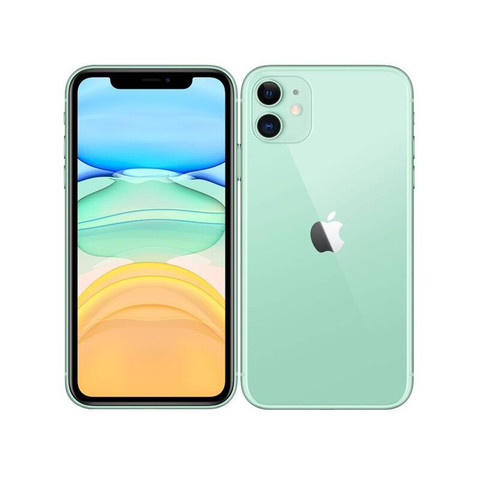 Смартфон iPhone 11 64GB (зеленый)