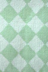 Плед детский 100х150 Luxberry Lux 3313 зелёный