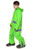 Детский комбинезон Cool Zone Teens лайм-фиолет