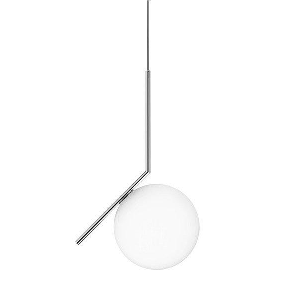 flos ic s1 pendant light by michael anastassiades