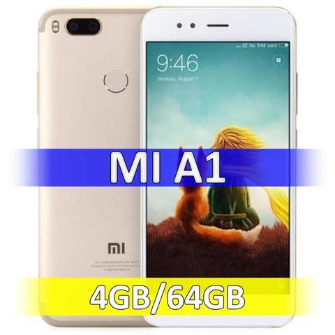 Xiaomi Mi A1  (4-64Gb) Gold