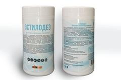 Дезинфицирующие салфетки Эстилодез (60 шт)