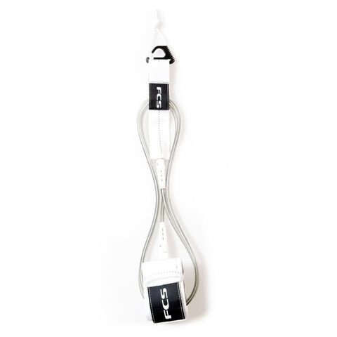 Лиш FCS 8' Regular Essential Leash White