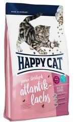 Корм для стерилизованных котят Happy Cat Junior Sterilised Атлантический лосось