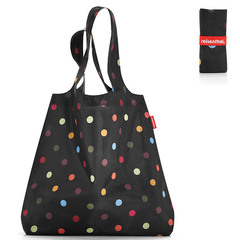Сумка складная Mini maxi shopper dots Reisenthel