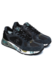 Комбинированные кроссовки Premiata Mase 4009