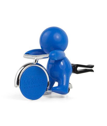 Ароматизатор для автомобиля GINO Карибское море (голубой), Mr&Mrs Fragrance