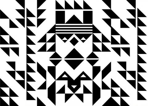 Панно Tres Tintas Art Gallery GA003D, интернет магазин Волео