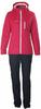 Женский утеплённый прогулочный лыжный костюм Nordski Active Raspberry