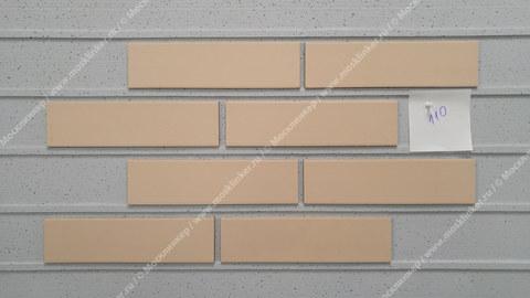 Cerrad - Krem, gladka, 245x65x6.5 - Клинкерная плитка для фасада и внутренней отделки