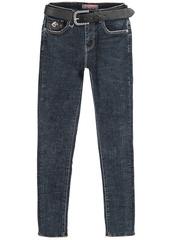 HD257 джинсы женские, темно-синие