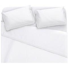 Постельное белье 2 спальное евро Old Florence Rombetti белое