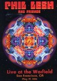 Phil Lesh & Friends / Live At The Warfield (DVD)