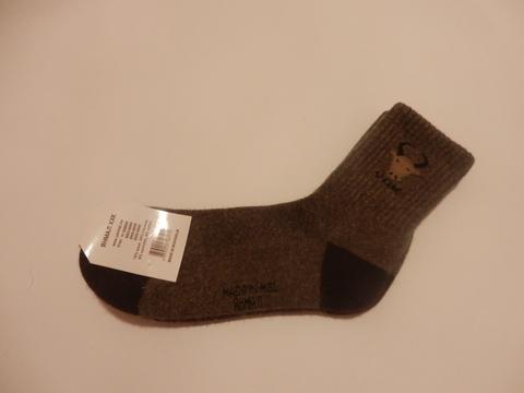 Носки из  шерсти яка фото1